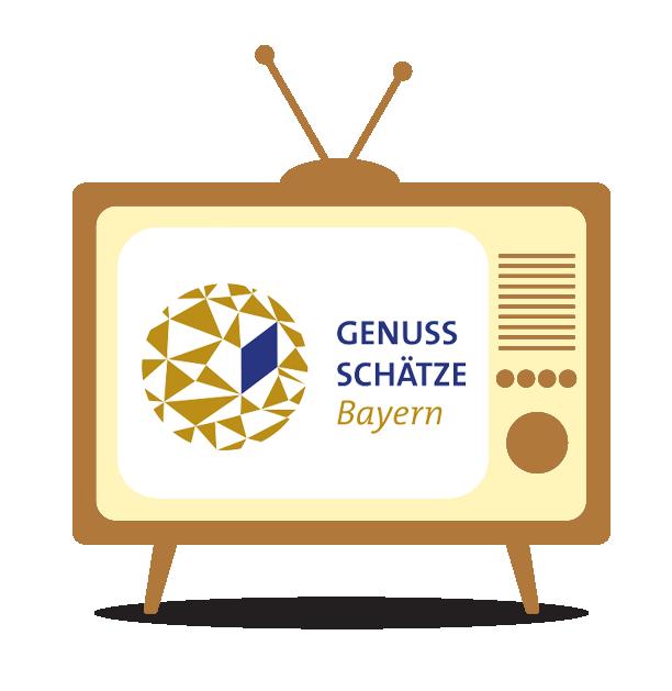Illustration TV-Genuss Schätze Bayern